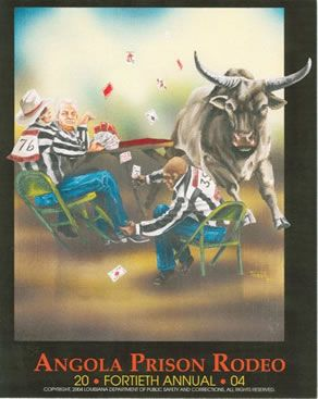 Posters | Angola Rodeo