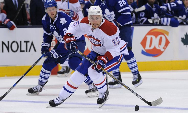 Tomas Fleischmann a Pleasant Surprise for Canadiens - No Montreal Canadiens forward makes less money than Tomas Fleischmann. While most NHL players were settling into their routines by the end of September, the former second-round pick was.....