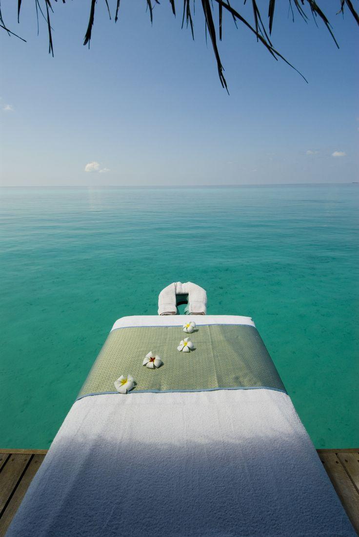 Kuramathi Spa...Maldives