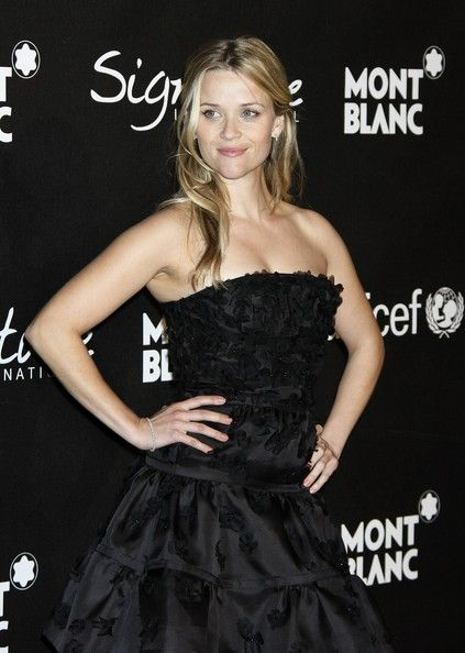 Reese Witherspoon Photos - Celebrities at the MONTBLANC Signature for Good Charity Gala In Hollywood, Paramount Studios, CA. - The MONTBLANC Signature for Good Charity Gala In Hollywood