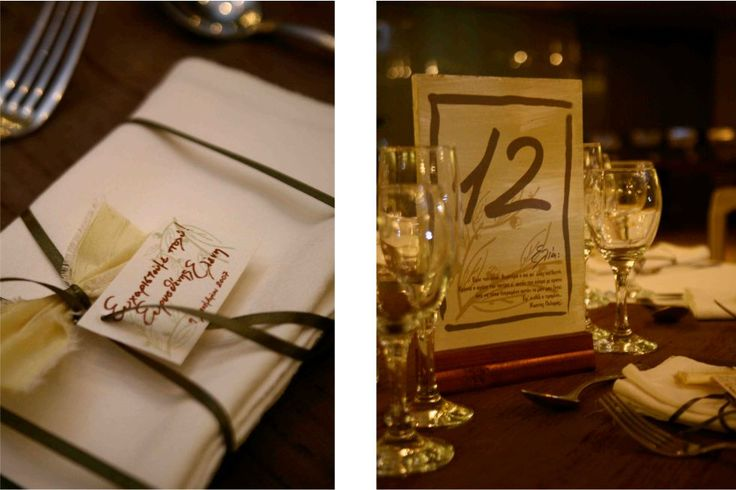 Luxury details for a winter e wedding by MAZI-Event.