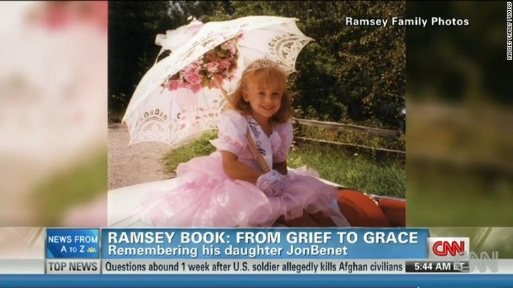 (December 26, 1996) JonBenet Ramsey was killed only a few months after she turned 6. Her mother discovered the girl was missing and found a ransom note, at which point police were contacted. A search of the house found the girl's body in a wine cellar, strangled to death. The case ignited a media firestorm . The Ramsey family was officially cleared  https://www.biography.com/people/jonbenet-ramsey-12986606
