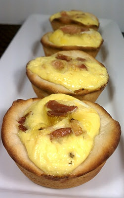 Bacon, Egg & Cheese Biscuit CupsWeight Watchers, Bacon Eggs, Fun Recipe, Cheese Biscuits, Wontons Wrappers, Chees Biscuits, Cheddar Biscuits, Weights Watchers Point, Biscuits Cups