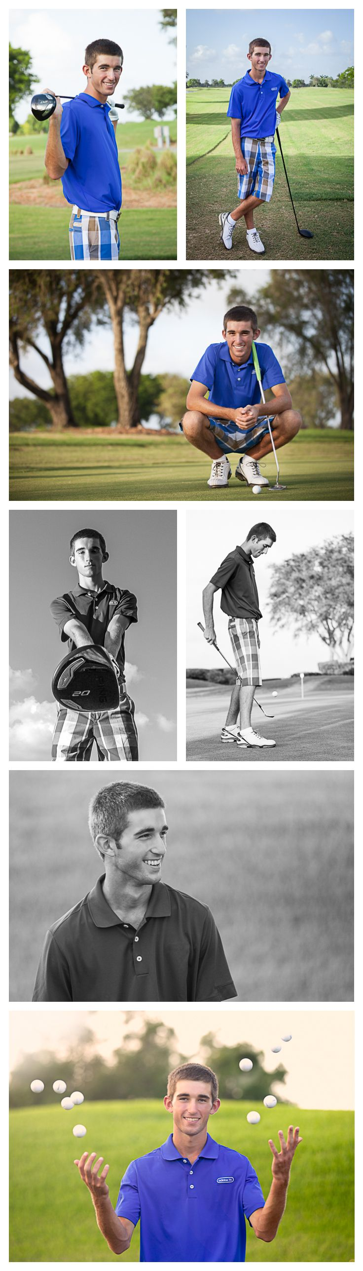 Boys High School Senior Photography