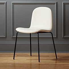 View larger image of primitivo white chair