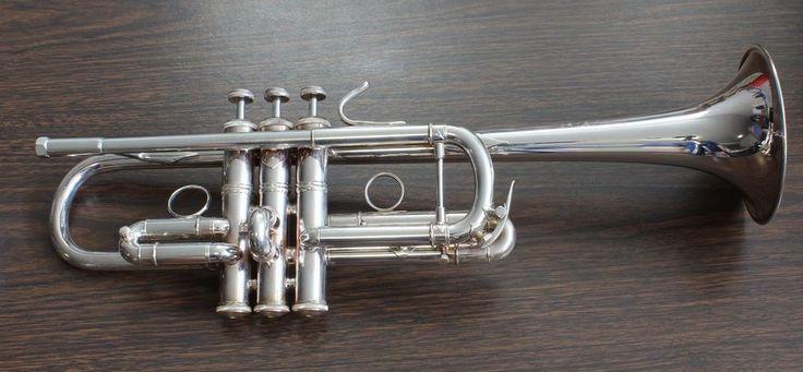 Bach Stradivarius C180SL229CC Chicago Model C Trumpet - Excellent+ Condition #Bach