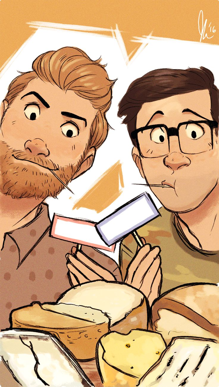 Official Rhett & Link Tumblr! Good Mythical Morning, Ear Biscuits, and FUN! Go to our YouTube for...