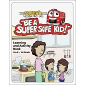 """Stretch's-Be a Super-Safe Kid!"" Activity Book"