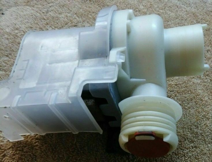 Electrolux frigidaire ge kenmore washer drain pump