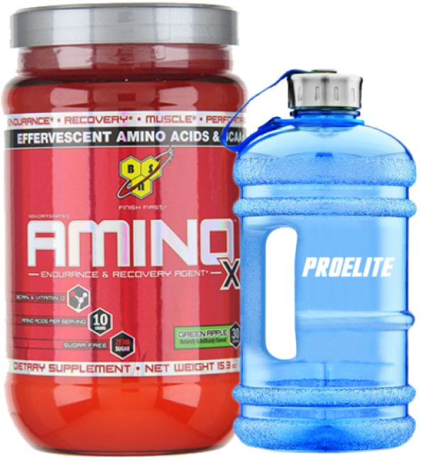 www.elitesupplements.co.uk special-offers bsn-amino-x-435g-free-pro-elite-gallon-water-bottle-stk060-c