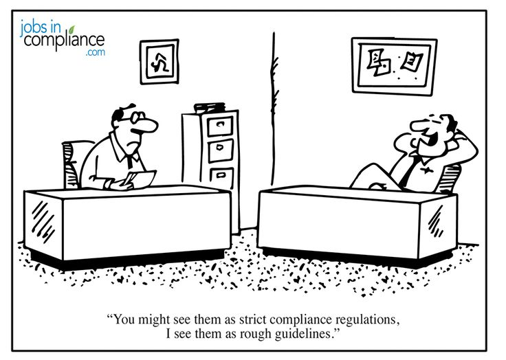 19 best images about compliance humour on pinterest intj - Qualifications for compliance officer ...
