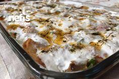 Patlıcanlı Etimek Salatası