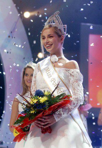 Miss Polski 2003 - Kaja Kruszyńska #misspolski2003 #misspolski #winner #najpiekniejszapolka #themostbeautifulgirl