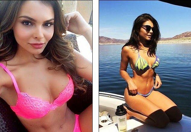Okay Last 1 Alana Campos A Tecate Boxing Model Hemet
