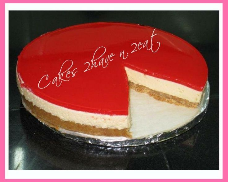 CHEESE CAKE ...YUMMMMMM.... DELICIOUS! THIS IS AN AMAZING NO BAKE CHEESE CAKE!