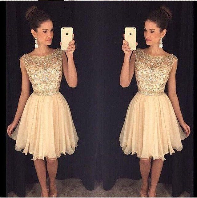 1000  ideas about Champagne Cocktail Dress on Pinterest | Colorful ...
