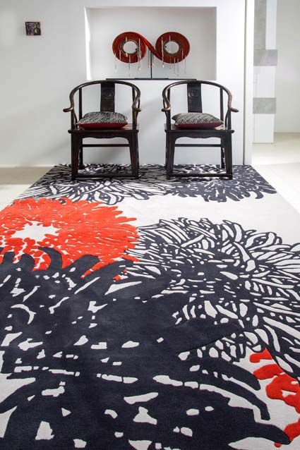 Kiku - Rug Collections - Designer Rugs - Premium Handmade rugs by Australia's leading rug company