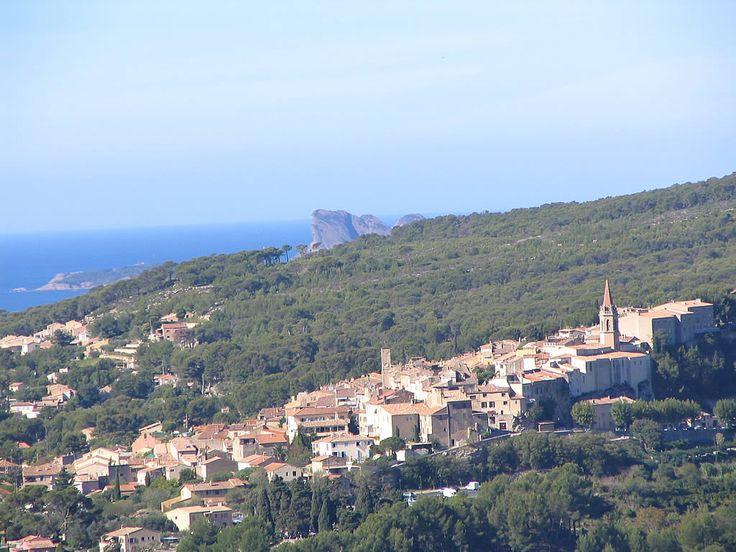 La Cadière d'Azur Provence France
