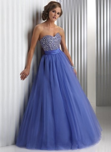 Gorgeous!: Blue Ball Gowns, Evening Dresses, Ball Gowns Dresses, Beads Prom Dresses, Parties Dresses, Floors Length Dresses, Royals Blue, Long Prom Dresses, Dresses Prom