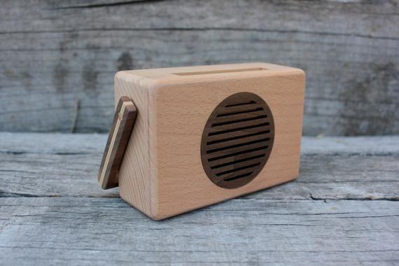 Wooden iphone stand, wood phone stand, wood phone holder, anniversary gift for boyfriend, birthday gift for dad, gift for him, gift for men