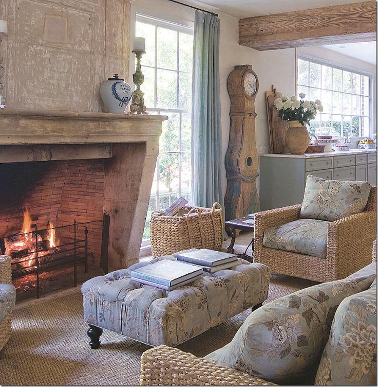 Interior Designer Carol Glasseru0027s New House