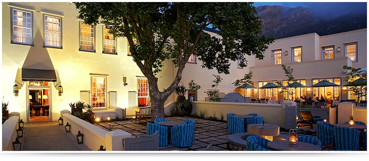 Hout Bay Manor, Hout Bay