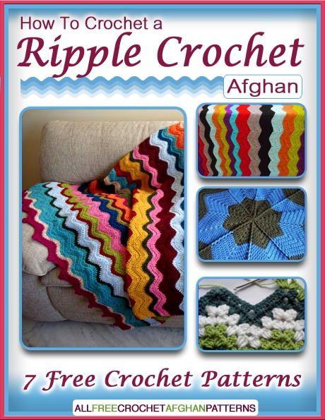 166 Best Crochet Ripple Patterns Images On Pinterest
