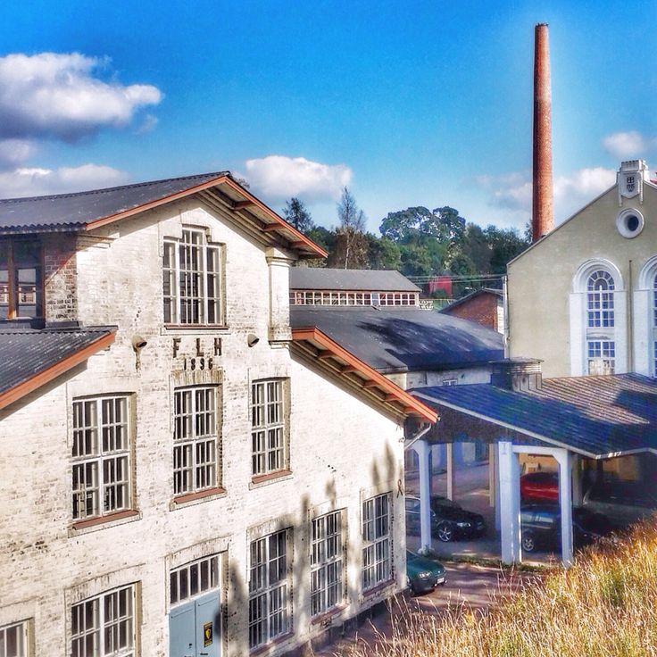 Billnäs ironworks in Raseborg, Finland