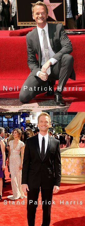 A man in kneed.: Dms Humor, Neil Patrick'S Harry, Funny Things, Favorite Things, Giggl, Funny Stuff, Stands Patrick'S, Chuckl, Hilarious