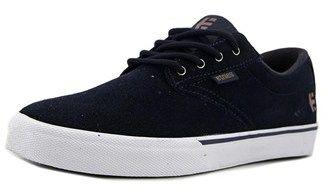 Etnies Jameson Vulc Men Round Toe Suede Skate Shoe.