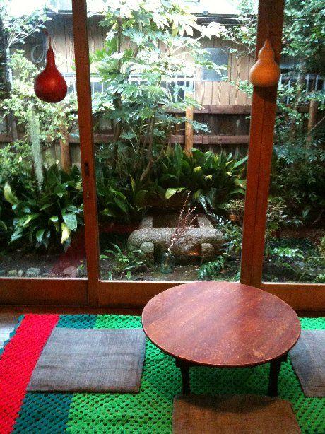 Chabudai, Traditional Japanese Low Table|ちゃぶ台