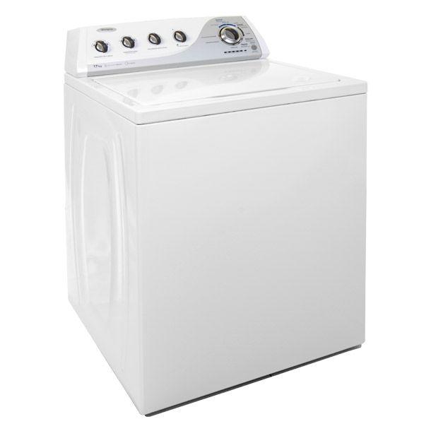 10 ciclos de lavado. 4 niveles de agua. Tina con recubrimiento porcelanizado.