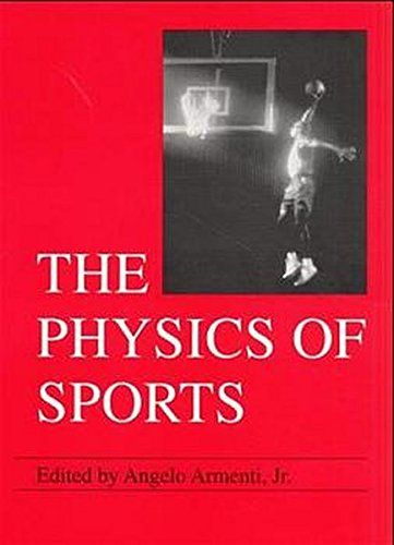 The Physics of Sports, Vol. 1:   Dr. Armenti puts to rest a number of popular sports-related misconceptions and accounts for phenomena that, for many, have been a source of wonder since childhood. Why does a golf ball have dimples? How can a sailboat travel almost directly into the wind? Readers will find the answers eye-opening. For general science readers and students and teachers of either physics or sports.