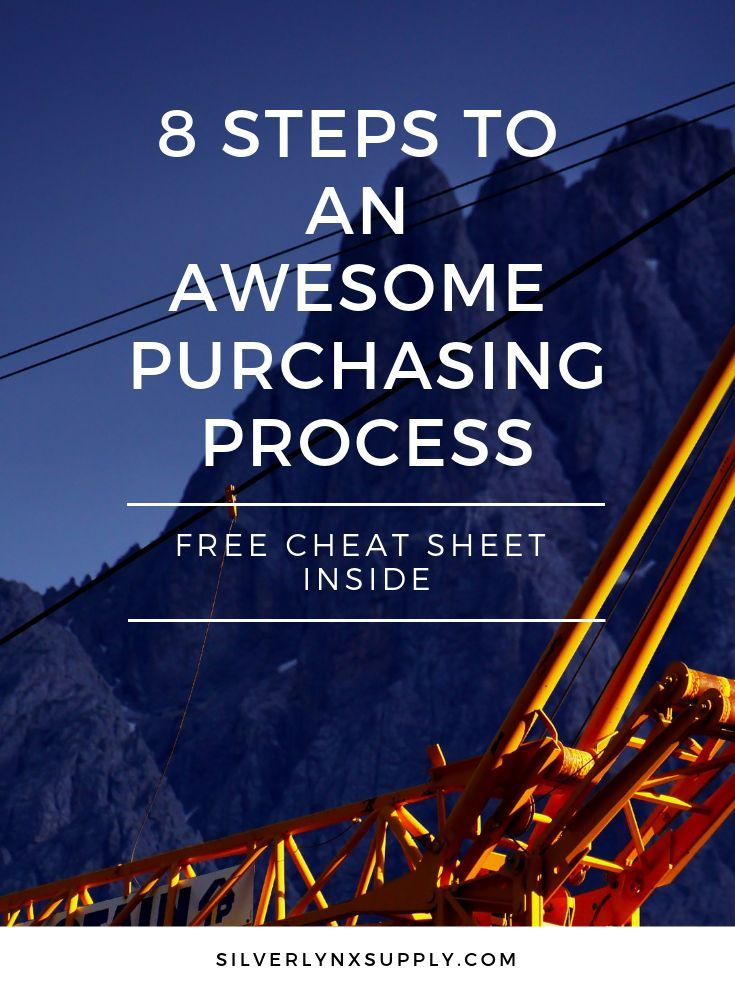 How To Improve The Purchasing Process For Small Businesses