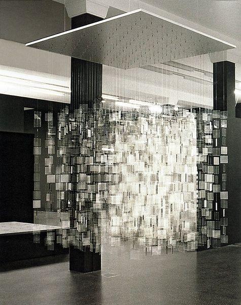 Julio le Parc, continuel mobile, 1962 / 1996
