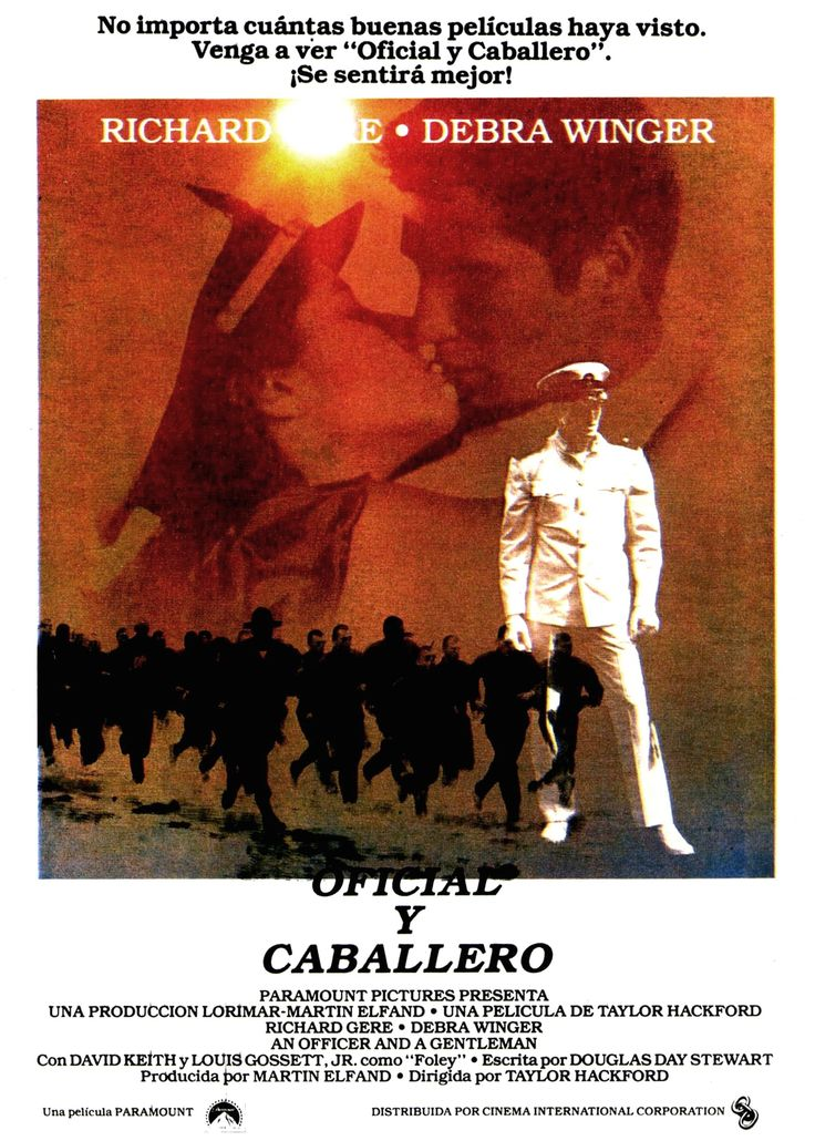 Oficial y caballero - An Officer and a Gentleman  https://plus.google.com/u/0/communities/113211555458647772883/s/oficial%20y%20caballero