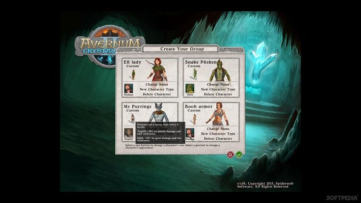 Avernum 2: Crystal Souls ReviewPC