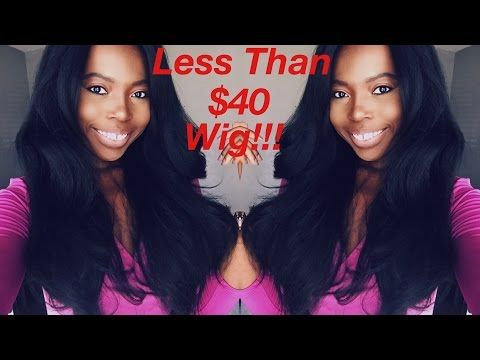 OUTRE NEESHA WIG - OUTRE DOMINICAN BLOWOUT RELAXED WIG UNDER $40!!! - YouTube