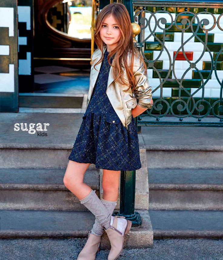 Alessandra from Sugar Kids for Mayoral.