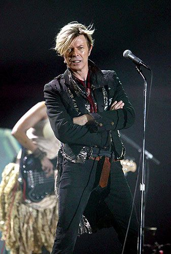 Bowie @ Wembley, A Reality Tour