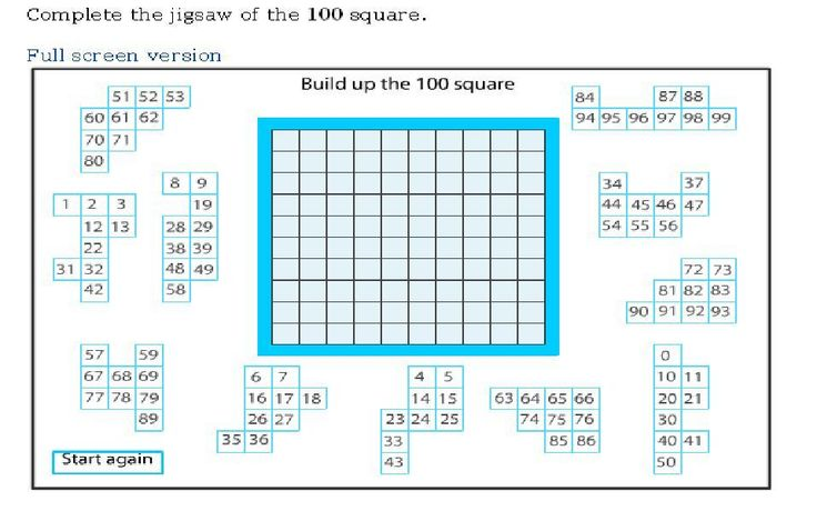 7 best Maths- 100 Square Activities images on Pinterest | Maths ...