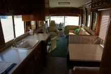 1987 Used Prevost Le Mirage XL40 Class A in Idaho ID.Recreational Vehicle, rv, 1987 Prevost Le Mirage XL40, Beautiful 1987 (converted 1988) Prevost coach with DD 8V92 Silver engine (turbo) mated to 5 speed Allison automatic transmission. New Michelin rubber. Brakes at 90%. Wooden 'yacht' interior with incredible detail. Newly replaced house batteries (4) - Lifeline 8DA AGM with new engine batteries (4). New 17 gallon marine water heater. Sleeps 4 adults and 2 children. Meticulously…