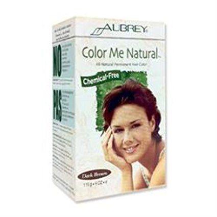 Aubrey Organics Color Me Natural Permanent Hair Color