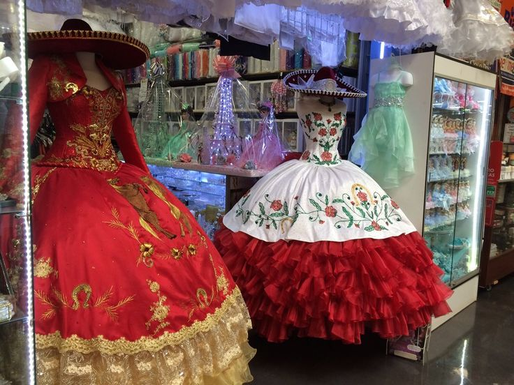 15 Anos Dresses From Mexico