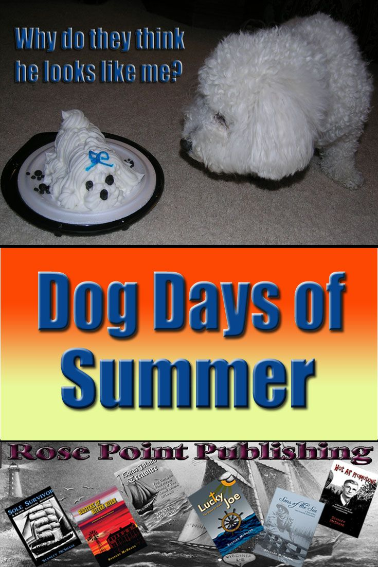 Dog Days of Summer-Doggy expressions you all know.