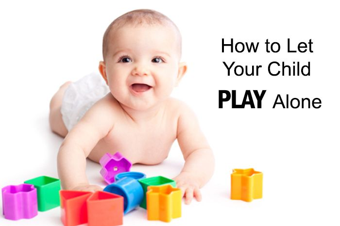 Once the child is three to four months old, one should let him think of independent games. There are just simple how to rules your can follow & strengthen your childs self- esteem.