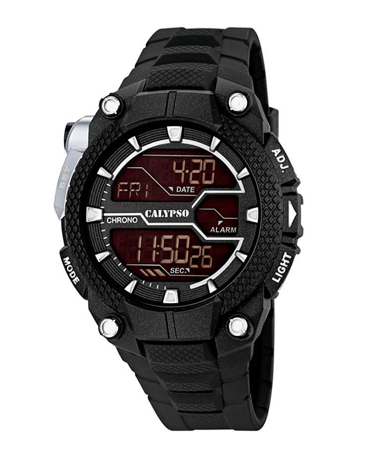Ρολόι CALYPSO Sport Digital 5605-6