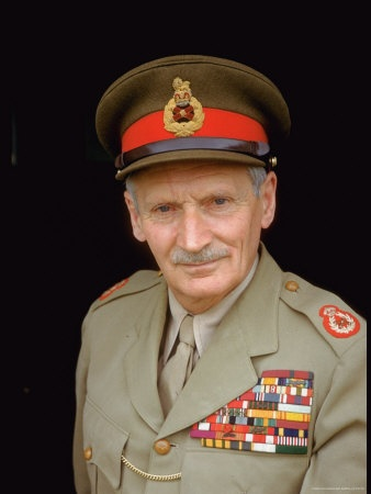 Montgomery- arrogant and overly cautious, everything he touched turned to crap.  But he was the best that the British could find.