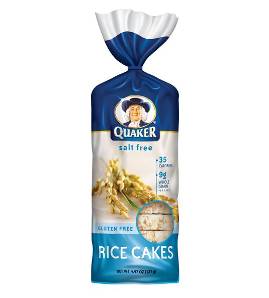 Snack, low sodium or salt free rice cakes (I think they have some flavored in low sodium/salt free..will have to check)