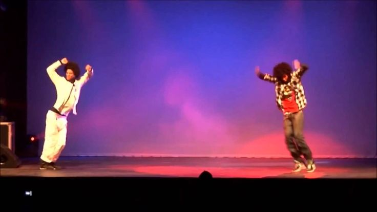 Les Twins хип хоп танцы